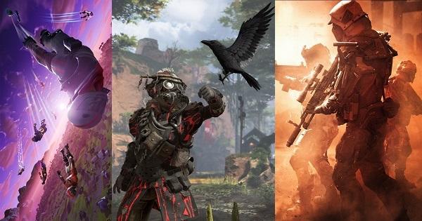 3 jeux video gratuits 2020