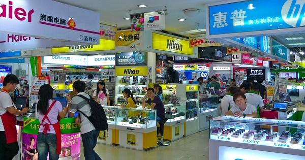 produits high-tech chinois