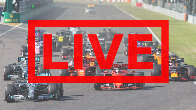 F1 en direct